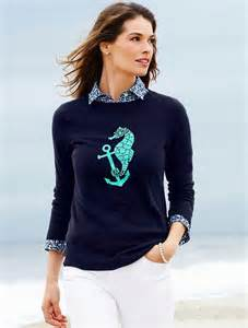Talbots Spring Sweaters