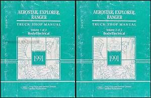 1991 Ford Aerostar Electrical  U0026 Vacuum Troubleshooting