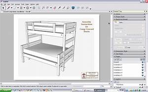 Installation Instructions In Sketchup  Layout