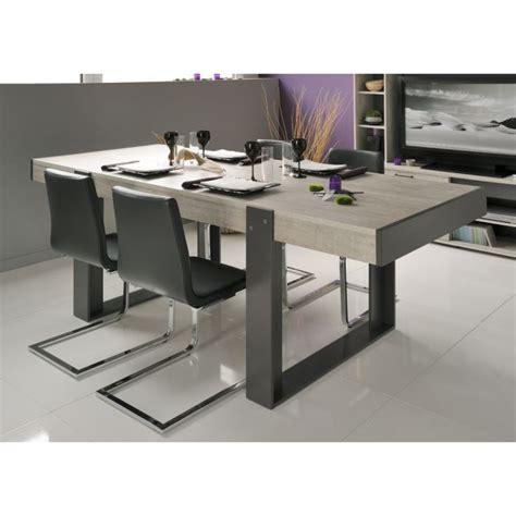 table a manger loft loft table 224 manger l224 cm d 233 cor gris achat vente table 224 manger loft table 224 manger l224