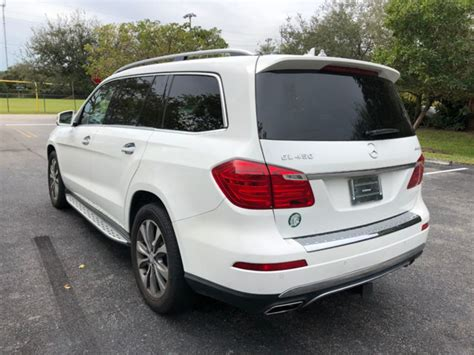 We analyze millions of used cars daily. 2014 Used Mercedes-Benz GL-Class 4MATIC 4dr GL 450 at A Luxury Autos Serving Miramar, FL, IID ...