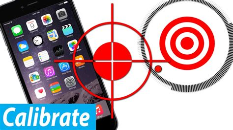 how to calibrate iphone how to calibrate iphone motion sensor simple