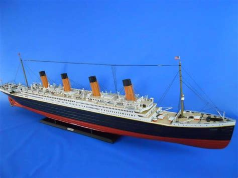 Titanic Boat by Rc Titanic 50 Inch Limited Radio Controlled Boats Rc