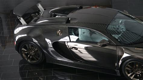 We say the because this car is the only of its kind in the united states, and it went through an incredibly bespoke transformation handled by mansory. Mansory Bugatti Veyron Linea Vincero new photos and video