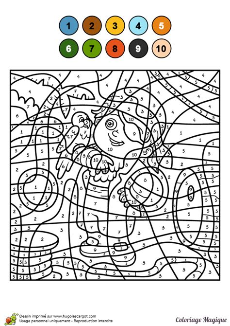 recette de cuisine ce1 dessin à colorier d un coloriage magique cm2 un pirate