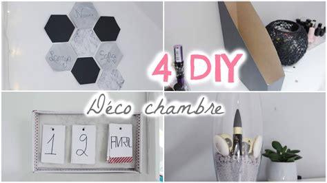 4 Diy Déco Pour Ta Chambre Tumblr  Safa Youtube