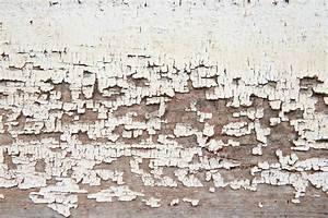 Three closeups of peeling paint on wooden wall textures ...