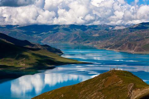 fileyamdrok lake tibet jpg wikimedia commons