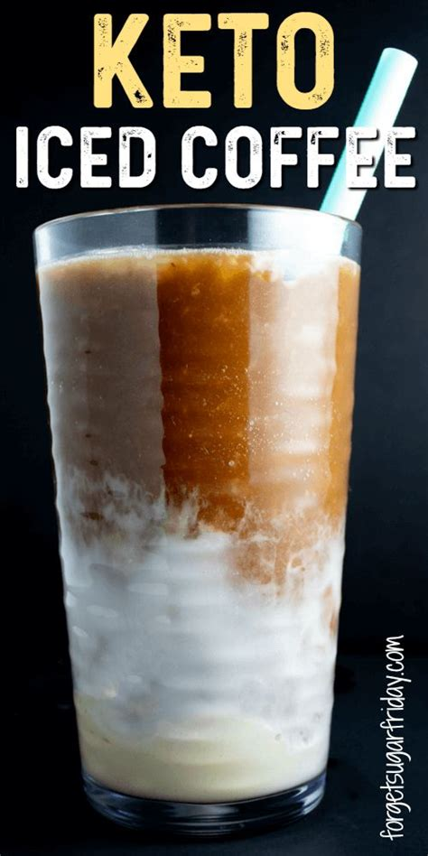 If you pour your regular steaming hot coffee over ice, that ice melts, adding too much water to the mix and making it weak. The 7 Best Keto Coffee Recipes To Kickstart Your Day