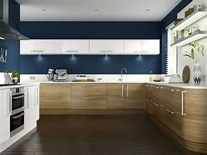 walls painting ideas kitchen blue wall paint kitchen With kitchen colors with white cabinets with wall art canvas blue
