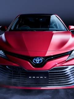 Toyota Camry Hybrid 4k Wallpapers by Wallpaper Toyota Camry Hybrid 2018 4k Automotive Cars
