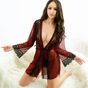 Aliexpresscom buy high quality womens robe with g for Sexy robe