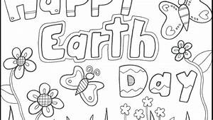 Free Printable Earth Day Coloring Pages And Activities ...