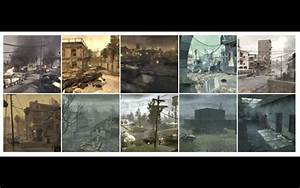 Here Are The 10 MP Maps Coming In Modern Warfare