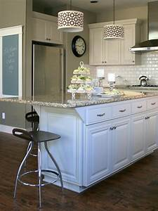 customize your kitchen with a painted island hgtv With kitchen colors with white cabinets with free sticker maker