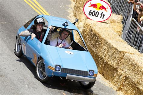 Red Bull Soap Box Los Angeles Let Wrap