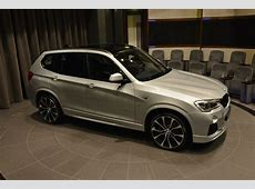 Gallery BMW X3 M Performance Kit