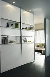 Castorama Cloison Amovible : cloison amovible biblioth que blanche castorama ~ Melissatoandfro.com Idées de Décoration