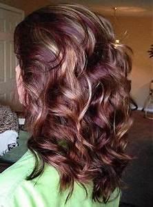mahogany brown lowlights - Google Search   Hair ...