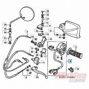 35020maw630 Switch Set Winker Honda Xl