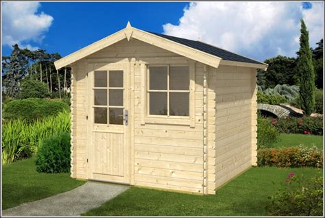 Wohnideen Gartenhaus kleines gerätehaus kleines holz gartenhaus s 4m 28mm 2x2