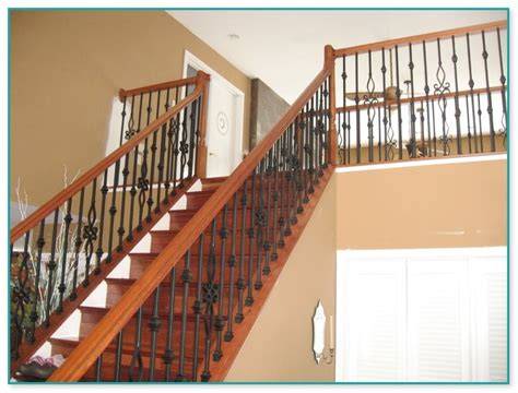 wrought iron spindles  stairs canada