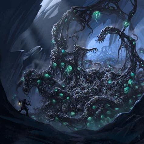 2 more Lovecraftian monsters that should follow Cthulhu