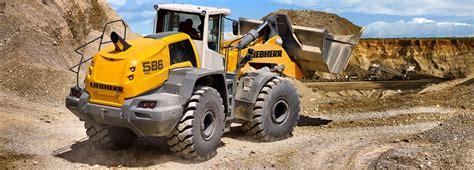 machines equipments spareparts portal liebherr