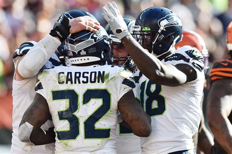 seahawks face gauntlet  final  weeks   season
