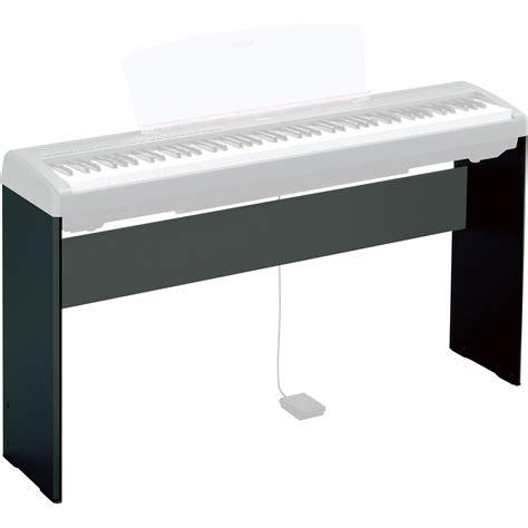 yamaha  black wood keyboard stand  p  sale