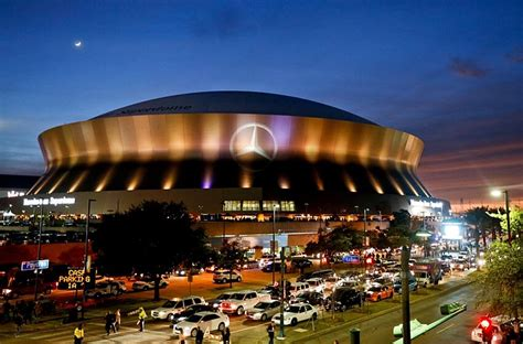 Location in the united states. Five Suitable Replacements for the Superdome Siren