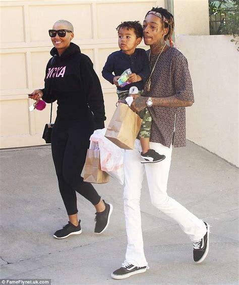 Wiz Khalifa Daughter