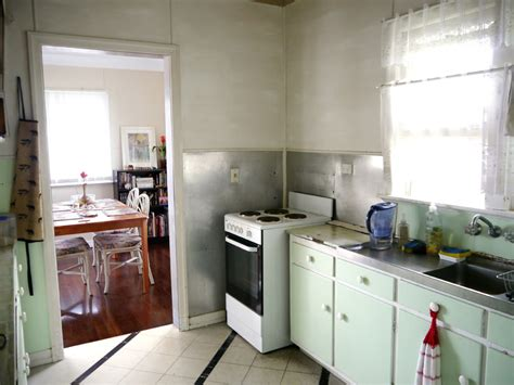 dangerous dated kitchen    needed makeover