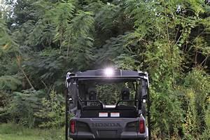 Honda Pioneer 700 Light Bar Honda Pioneer 700 Stereo Tops Audioformz