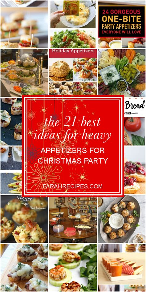 Best heavy appetizers for christmas party from best 25 heavy appetizers ideas on pinterest.source image: The 21 Best Ideas for Heavy Appetizers for Christmas Party - Most Popular Ideas of All Time