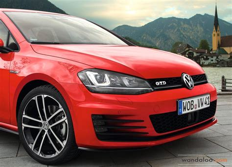 golf 7 gtd interieur tuning volkswagen golf 7 gtd par abt car interior design