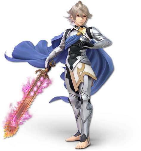 Image Ssb Ultimate Corrin Renderpng Wikitroid