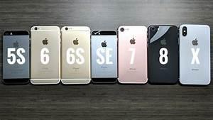 Iphone 5s Vs Iphone 6 Vs Iphone 6s Vs Iphone Se Vs Iphone