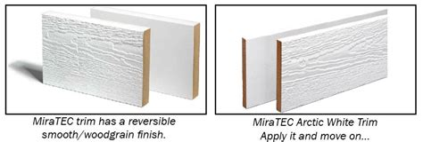 miratec treated composite trim weekes forest products