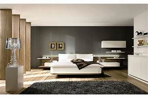 Exciting home interior design with white sofa bed also led ...