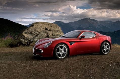 Alfa Romeo 8c 2007-2010 Review (2017)