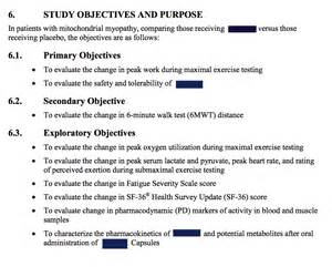 Example Clinical Research Protocol Template