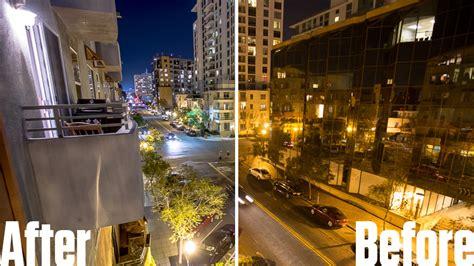 night photo editing  lightroom   minutes