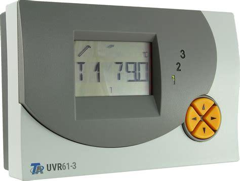 uvr61 3 r dreikreis universalregelung uvr61 3 gt auslauftypen gt produkte technische alternative