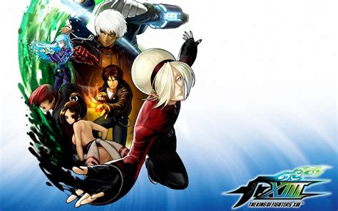 king  fighters xii  wallpapers