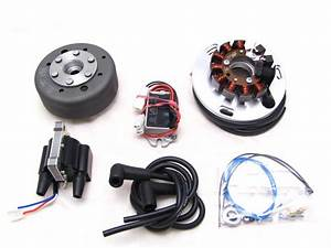 Suzuki T500  U0026 T20   200  250  350  500 Ignition Kit  72 61 799