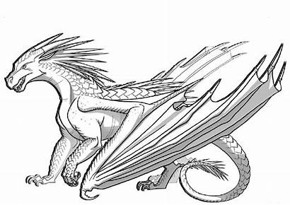 Dragon Coloring Pages Printable Easy Adults Craft