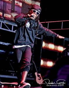 Sydney Australia Concert Lil Wayne Style