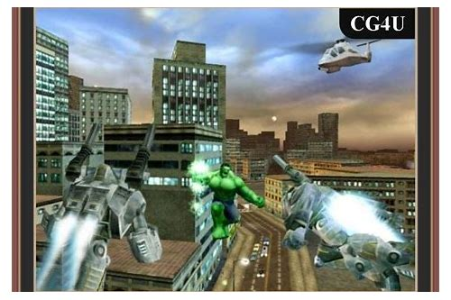 download hulk game for pc full version