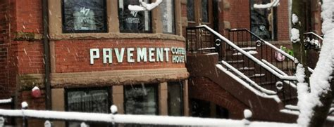 With eight locations around the boston area, pavement is a fixture in each of its neighborhoods. Pavement Coffeehouse is one of The 15 Best Places for Vegan Food in Boston. | Coffee house ...